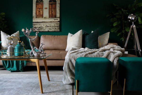 Trendige Farbtipps für Wohnzimmer